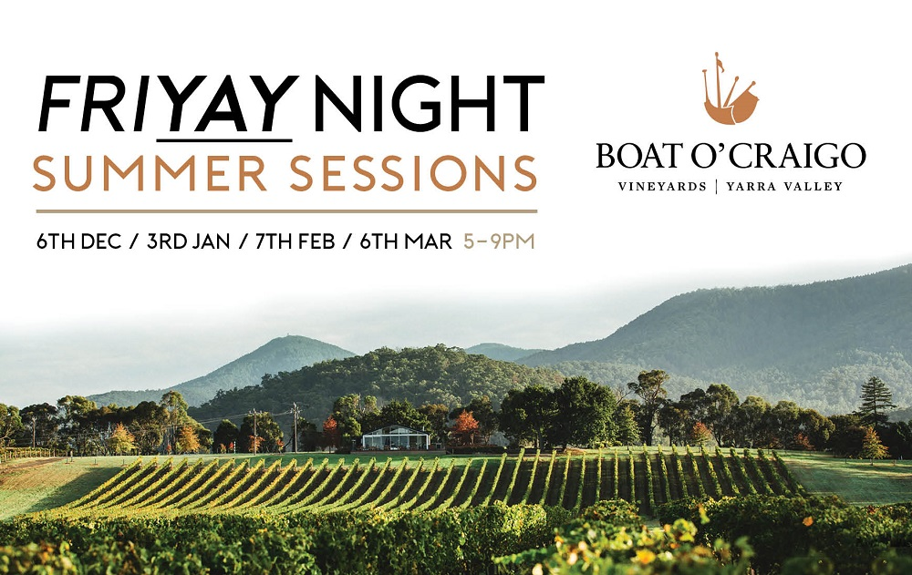 FriYAY night Summer Sessions