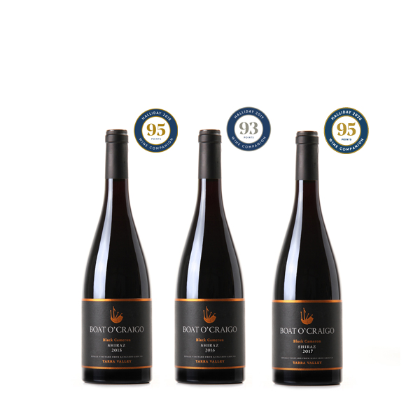 Halliday Shiraz Awards Pack