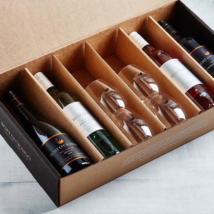 GoVino 4 bottle pack